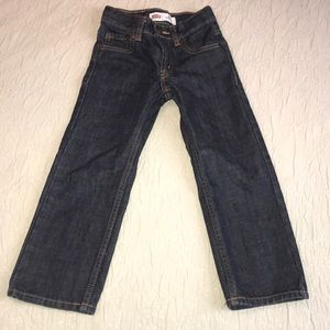 Levi's 505 slim cut boy jeans size 5